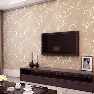Europe Style Embossment Flower Vintage Non Woven Tapete Living Room Bedroom Home Wall Decor Papel De.jpg 640x640 - Tapete Living