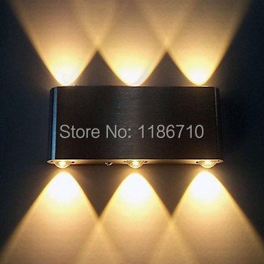 Modern  led wall lamp/Contemporary Metal wall lights for home With LED bulbs Free shippingModern  led wall lamp/Contemporary Metal wall lights for home With LED bulbs Free shipping