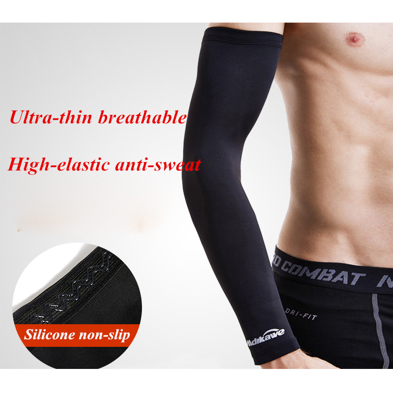 Legend Rider Basketball Protective Gear Lengthen Elbow Breathable Absorb sweat Sleeves Safety Elbow