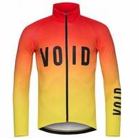 2018 VOID ARMOUR LS JERSEY For Men Pro Team Cycling Wear Ropa Ciclismo Winter And Fall