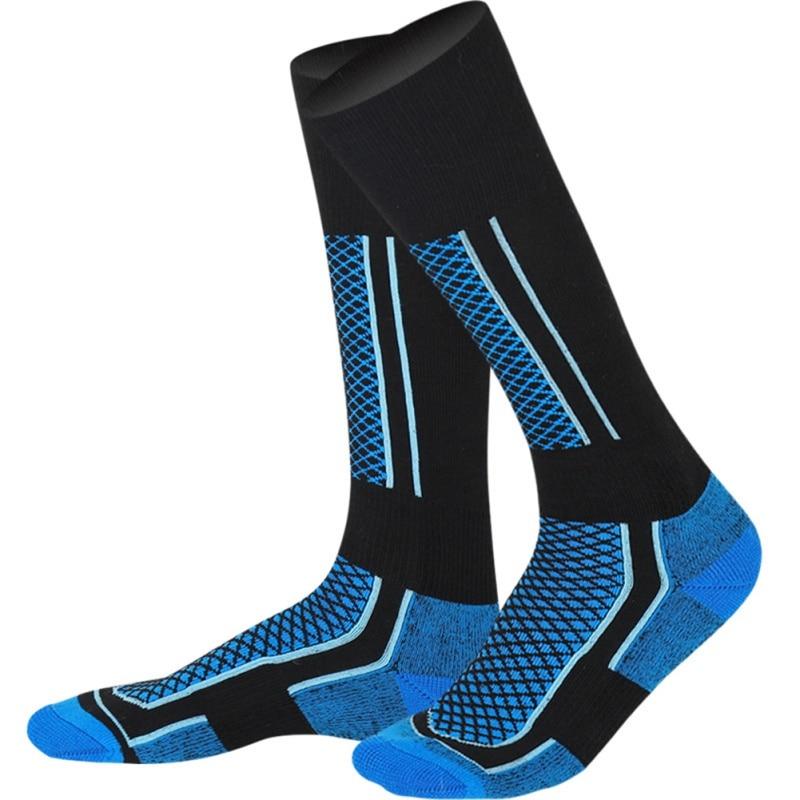 Men's Bags Nandn Ski Socks Thick Cotton Sports Snowboard Cycling Skiing Soccer Socks Moisture Absorption High Elastic Socks