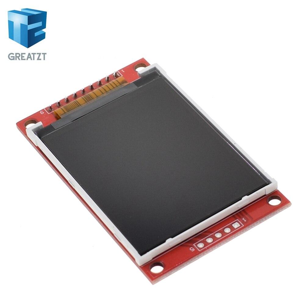 Intelligent Électronique 2.2 pouce 240*320 Points SPI TFT LCD Port Série Module Affichage ILI9341 5 v/3.3 v 2.2 ''240x320 pour Arduino Diy
