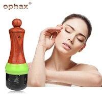 OPHAX Stone Needle Moxibustion Apparatus Pot Moxibustion Instrument Warm Body Massage Energy Support Tank Moxa Massager Health
