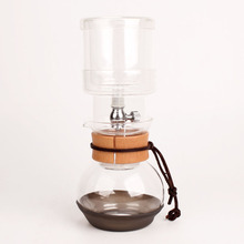 Elegant hct sale cold brew drip coffee maker/ice coffee maker pot with high quality