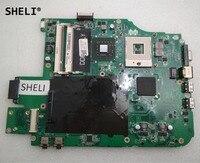 SHELI For Dell V1015 1015 Motherboard DDR2 DAVM9MMB6G0 CN 0YGD9H 0YGD9H YGD9H