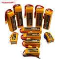 18.5V 5S RC jouets LiPo batterie 1100 1500 2600 3000 3800 5000mAh 30C 40C pour RC avion Drone hélicoptère voiture bateau 5S batterie LiPo