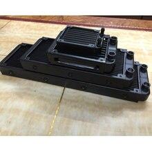 Алюминиевый радиатор для компьютера водяного охлаждения охладитель