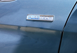 Image 2 - اكسسوارات الزخارف الخارجية ملصقا الجانب الحاجز الديكور تقليم 1 قطعة صالح لل بيجو 3008 5008 GT 2017 2018