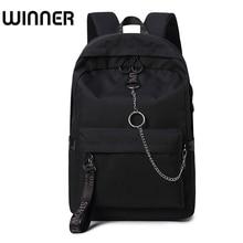 18f5ff8a Модные непромокаемые ткани для женщин рюкзак любителей путешествия Корейский  личность дизайн колледж обувь для девочек Bookbags