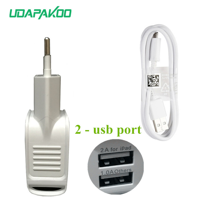 2 port usb Adapter Charger For samsung Galaxy xiaomi redmi 3 3s pro note 3 4