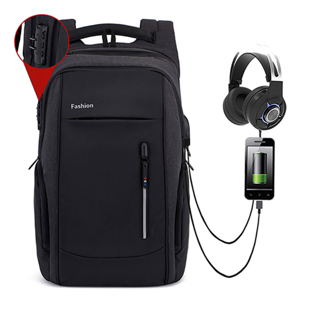 2018 offre spéciale grande capacité hommes sacs à dos voyage sac à dos pour hommes 17 pouces pochette d'ordinateur mâle décontracté quotidien sac à dos sacs d'affaires