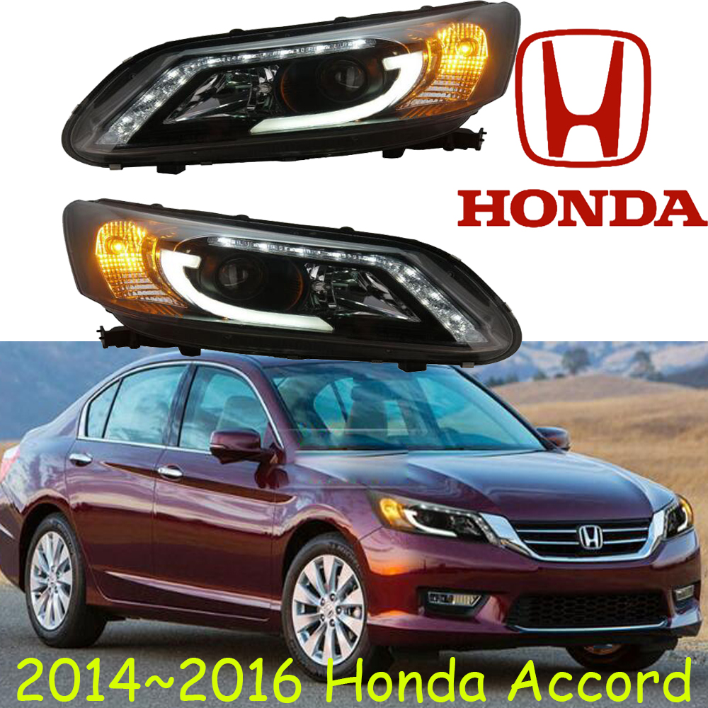 Car styling accor headlight 2008 2016 free ship accor fog