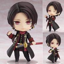 Anime games Cute nendoroid Touken Ranbu Online figurine Kashuu Kiyomitsu action figures hot Toys PVC Doll Collectible Brinquedos