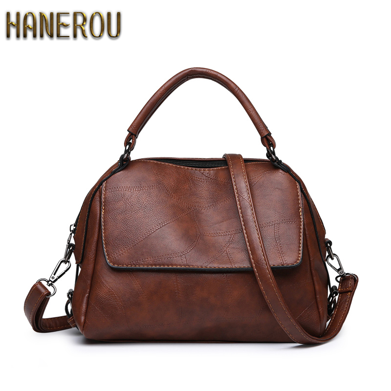 Womens Handbags Leather 2018 New Fashion Shoulder Bags For Woman Designer High Quality PU Leather Women Bag Female Crossbody Bag 2018 luxury handbags women bags designer high quality pu leather womens crossbody bags female messenger shoulder bag hand bag