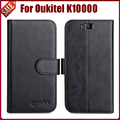 Hot Sale! Oukitel K10000 Case High Quality 6 Colors Flip Leather Exclusive Protective Cover For Oukitel K10000 Case