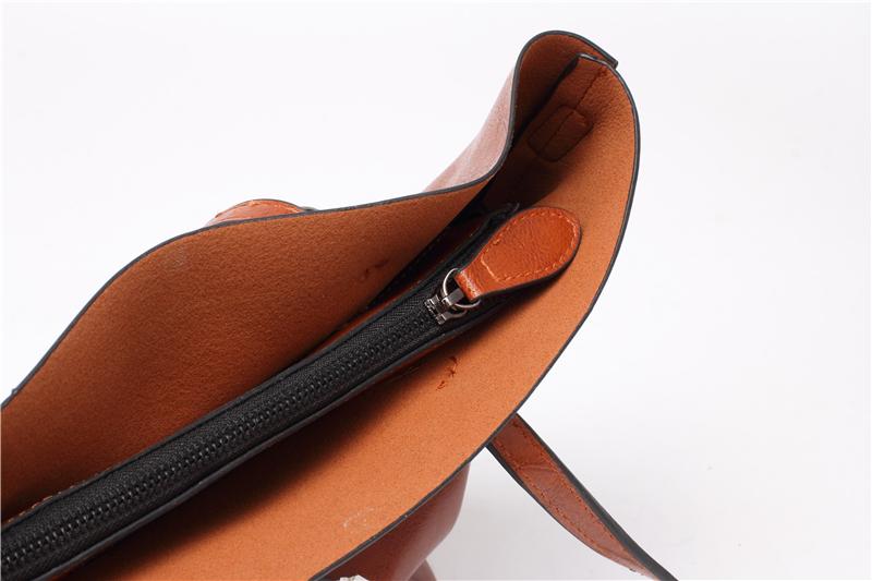 DIDA BEAR Brand Women Leather Handbags Lady Large Tote Bag Female Pu Shoulder Bags Bolsas Femininas Sac A Main Brown Black Red 20
