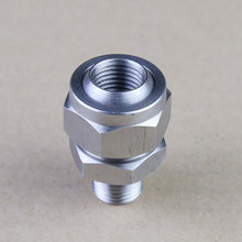 ( 10 pcs/lot ) 1/2″ SS  nozzle rotating joint (DHL free shipping)