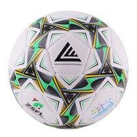 Lenwave brand LW 0545 Football Kids Children Soccer Ball Size 4 Sewing machine Football Ball PVC Youth Student Soccer Balls