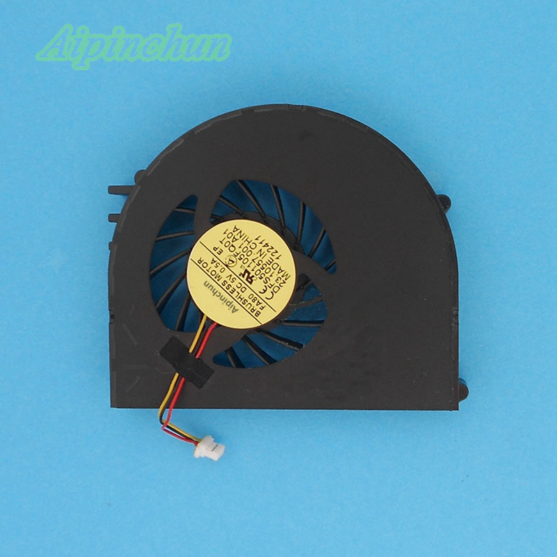 Aipinchun New Original CPU Cooler Fan for DELL Inspiron N5110 15R 15RD Vostro 3550 V3550 Cooling Laptop Fan FA80 DFS501105FQ0T