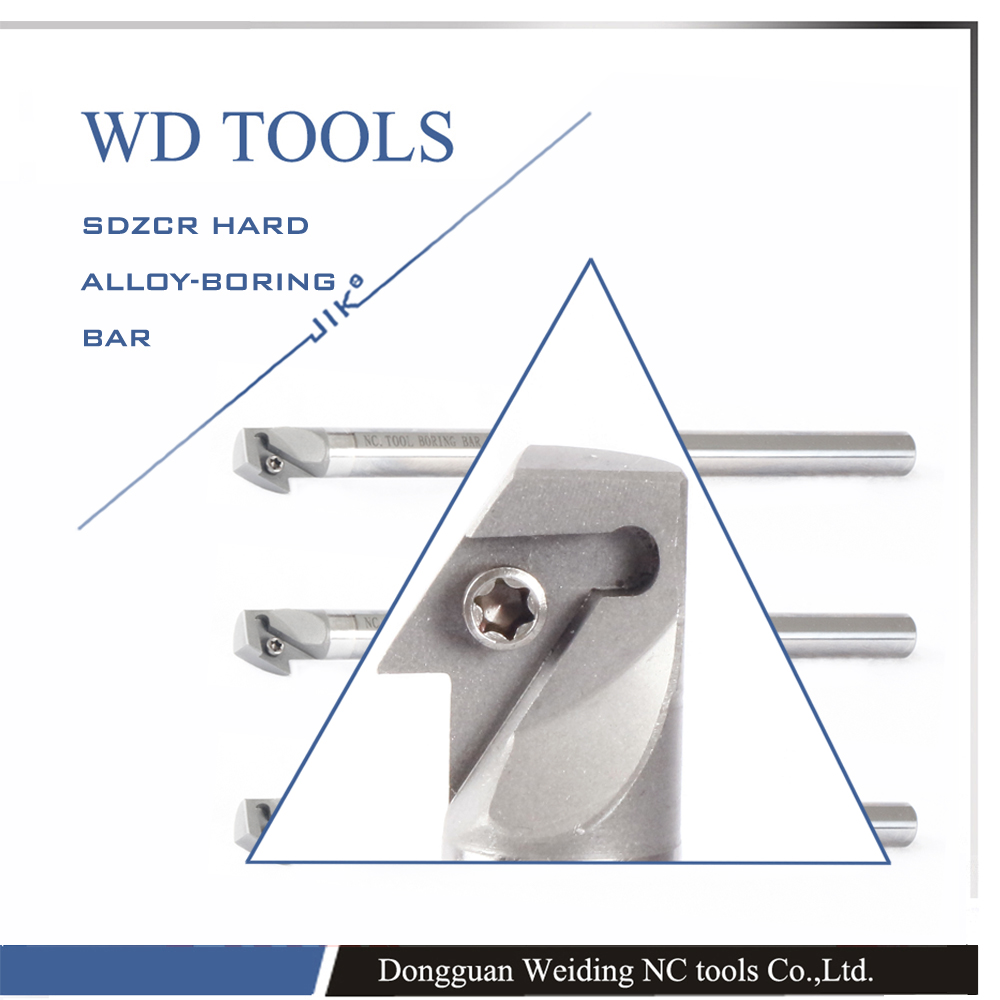 C25T-SDZCR11 Boring Bar,Internal turning tool,CNC turning tool holder,Lathe cutting tool,Screw On Holder SDZCR/07 boring bar