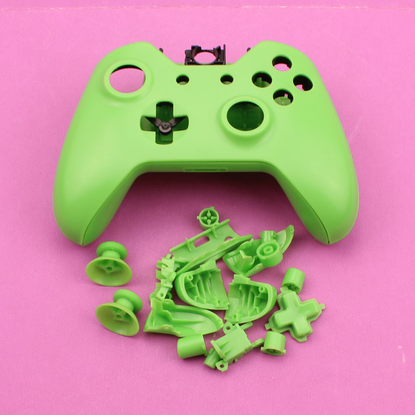 YuXi For Microsoft Xbox One Xboxone Case Cover Housing Shell with Button +Inner support For Wireless Controller Gamepad