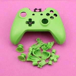 YuXi для Microsoft Xbox One Xboxone чехол корпус с кнопкой + внутренняя поддержка для беспроводного контроллера геймпад