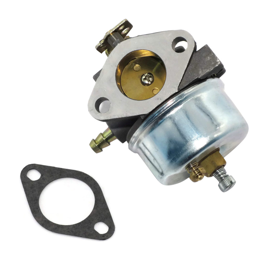 New Carburetor Carb Replacement for 632370A 632370 632110 Fit HM100 HMSK100 HMSK90 Snowblower Snowthrower With Gasket new carburetor fit for willys jeep solex design civilian l head t 069