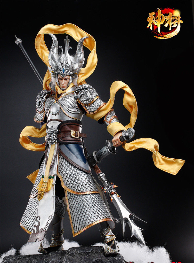 1/6 Scale Collectable VERYCOOL DZS-004 Asura Series Exiled God action figure Collectible Model Toys 6