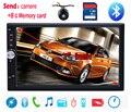 НОВЫЙ 7'HD Сенсорный Экран Автомобиля MP4 MP5 плеер BLUETOOTH hands free камера заднего вида automotivo бесплатная доставка