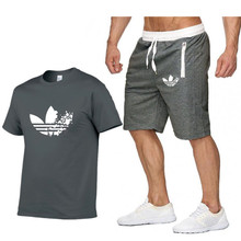 O-neck short sleeves t-shirt men doodle Print PU27