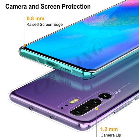 For Huawei P30 Case Huawei P30 Lite Case Soft Silicone Back Cover Phone Case For Huawei P30 Lite P30 Pro P30Lite P30Pro P 30 Islamabad