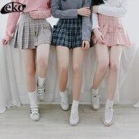 Plaid Skirts Womens Summer Hot Sale 2016 New Korea Women S Pleated Skirt Uniforms Tennis Skirt