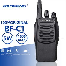 Buy Baofeng BF-C1 5W Walkie Talkie 16CH Two-Way Radio UHF Portable Ham Radio Flashlight PMR Transceiver Upgraded BF-888S Walky Talky directly from merchant!