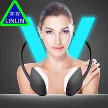 LINLIN Black Technology  A lazy mans skinny face  3D thin face cosmetology instrument  Intelligent V Face Tightening Skin