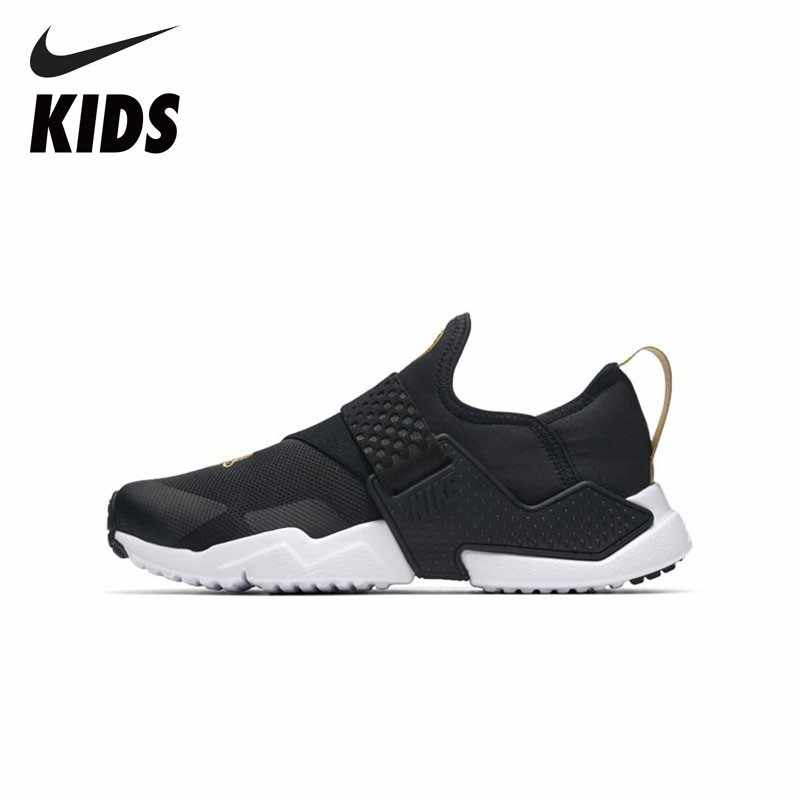 NIKE Kids HUARACHE EXTREME (GS) New Arrival Comfortable Sweat-absorbent  Sunning Shoes Casual 70491fee2