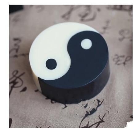 Čínská tradiční silikonová mýdlová forma Ručně vyráběná mýdlová forma wholsales fondant dort dekorace forma