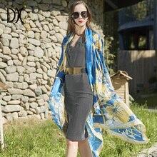 2019 New Silk Bandana Beach Blankets Soft Silk women Scarf Warm Square Plaid Shawl Womens Scarves Luxury Brand Hijab Foulard