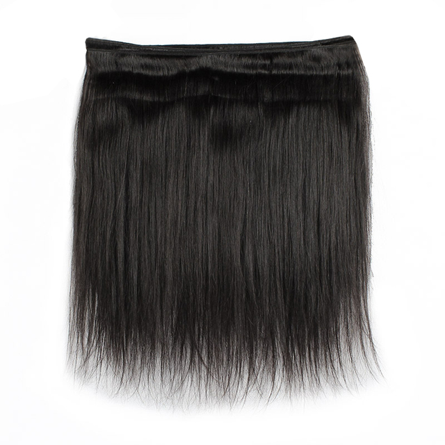 Straight Hair Weave 5