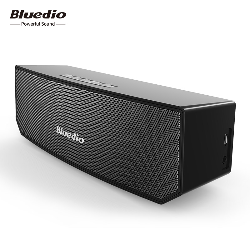 Bluedio BS-3 Mini Bluetooth Speaker portable Wireless Sound System 3D stereo Music loudspeakers tronsmart element t6 mini bluetooth speaker portable wireless speaker with 360 degree stereo sound for ios android xiaomi player