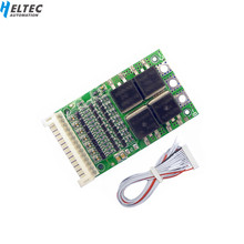6S/7S/13S 25A  Universal Battery Protection Board  4V 36V 48V Polymer Lithium/Ternary Lithium/ Iron Phosphate/LiFePo4