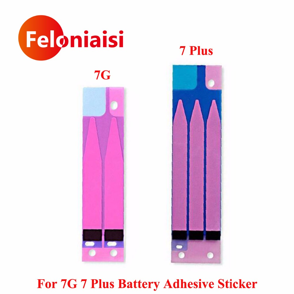 10Pcs/lot High Quality For iPhone 7 7G and iphone 7 Plus Battery Housing Adhesive Glue T ...