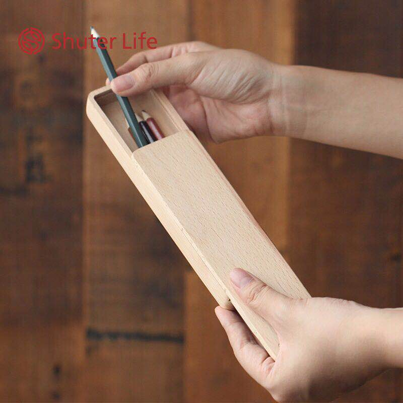 Valentine Day Special Present, Pencil Holder Box & Inlay Design & Slider Door, Office Table Pen Stand, Personalized Pen Stand, цена 2017