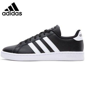 Original New Arrival 2019 Adidas GRAND COURT Men's Skateboarding Shoes Sneakers