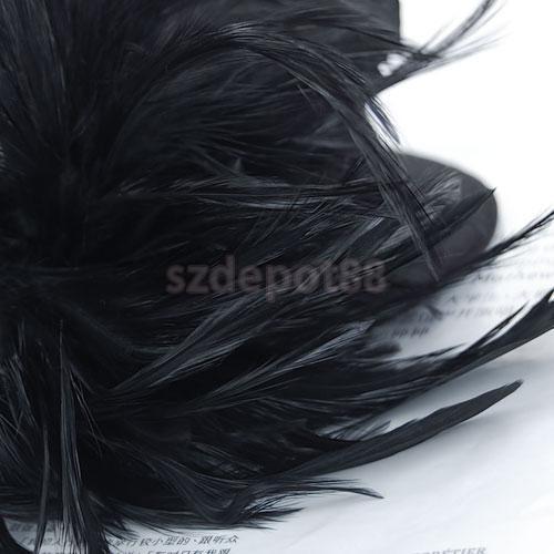 Grampo de cabelo do traje do chapéu