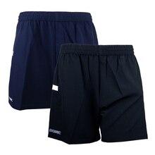 Оригинальные шорты для настольного тенниса, Мужская одежда для бадминтона, спортивные штаны, одежда для настольного тенниса для мужчин