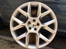 17 for VW GTI LAGUNA RIMS WHEELS 5X112 45MM OFFSET W640