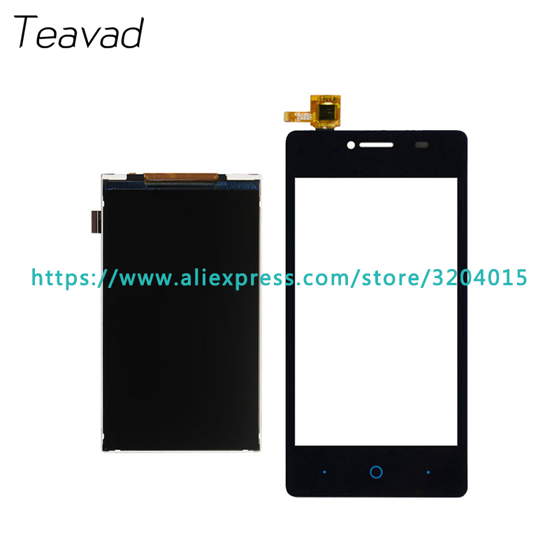 Replacement part 4.0 For ZTE Blade AF3 T221 A5 LCD Display Screen and Touch Screen Digitizer Sensor + Tracking Code