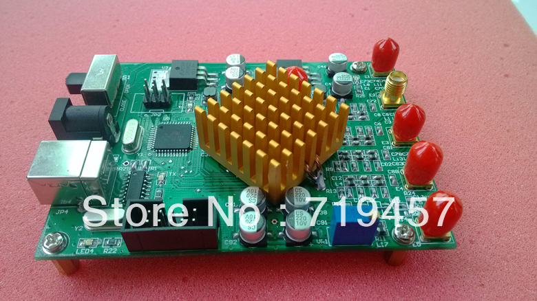 FREE SHIPPING Ad9854 Dds Module Dds Development Board Signal Generator Full Function Pc