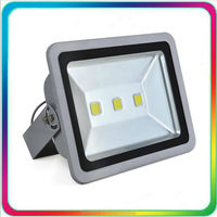 4PCS Warranty 3 Years 100 110LM/W Waterproof Outdoor LED Flood Light LED Floodlight 150W Spotlight Tunnel Bulb