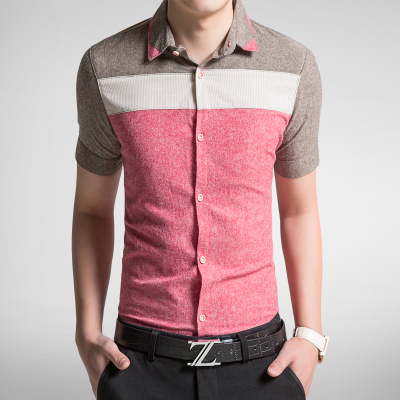 Aliexpress.com : Buy 2015 Urban Fashion Designer Men Shirts Cheap ...